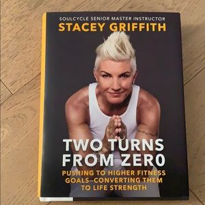 Signed Copy - Stacey Griffiths book